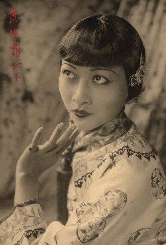 NPG x32924; Anna May Wong by Frederick William ('Fred') Daniels